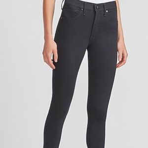 Express mid rise  stretch skinny jean